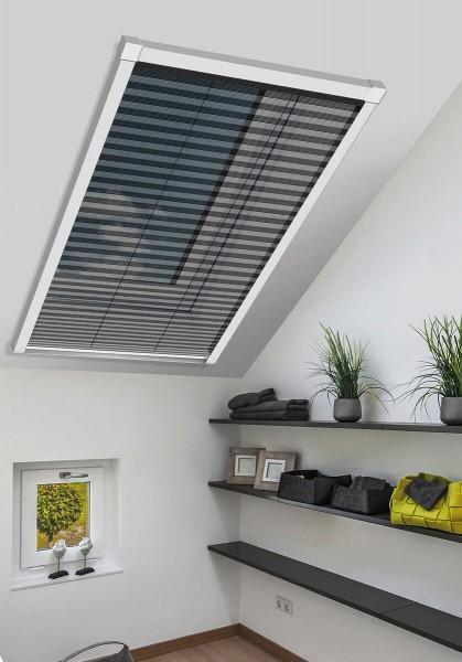 Ochrona przeciwko owadom, plisowana roleta do okna dachowego 114x160cm