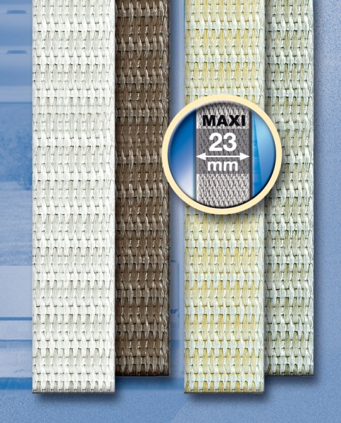 Tasma do rolet Maxi 23 mm - 6 m
