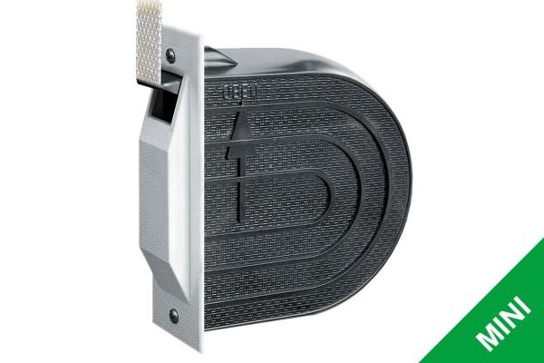 Zwijacz pasa rolety MINI 118 mm, inkl. skrzynka, tasma i maskownica