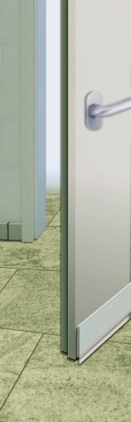 Uszczelka TURBO Standard do drzwi 1 m