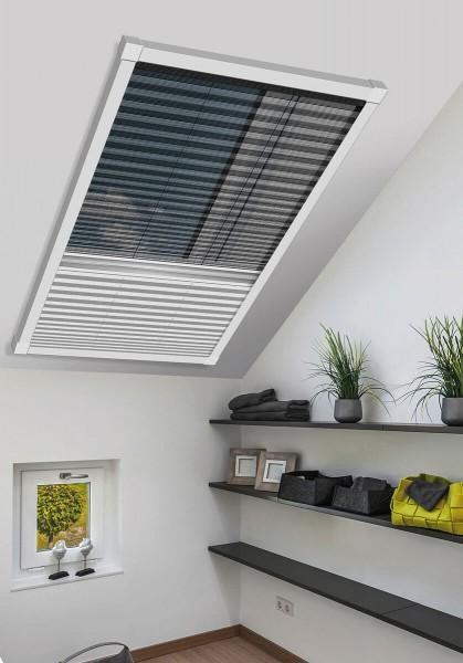 Ochrona przed owadami Plisowana i przyciemniana do okna dachowego 114x160cm