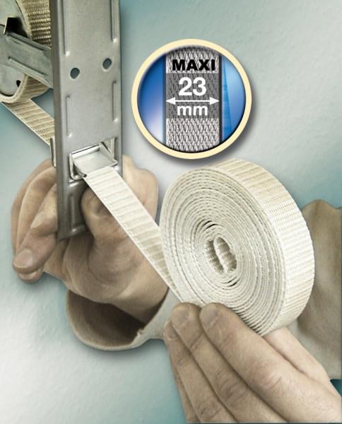Tasma do rolet Maxi 18 mm - 12 m