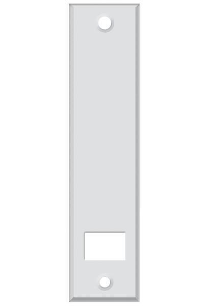 Maskownica Maxi Standard 260 mm | bialy