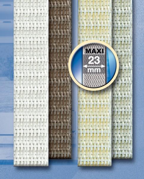 Tasma do rolet Maxi 23 mm - 12 m